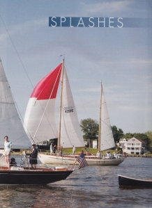 Full page image from Sail Magazine July 2011